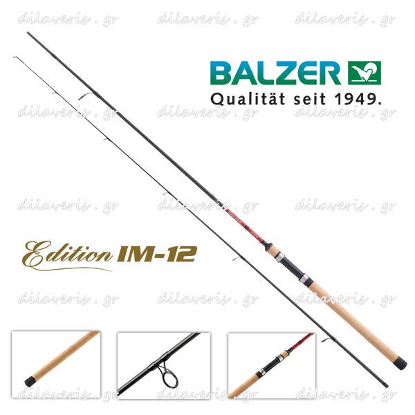 BALZER EDITION IM-12  5-25cw