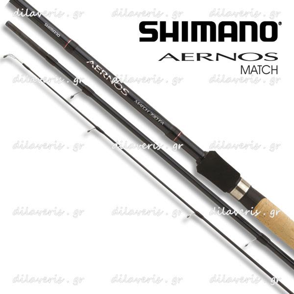 SHIMANO AERNOS MATCH FA