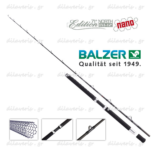 BALZER EDITION 71 NORTH NANO