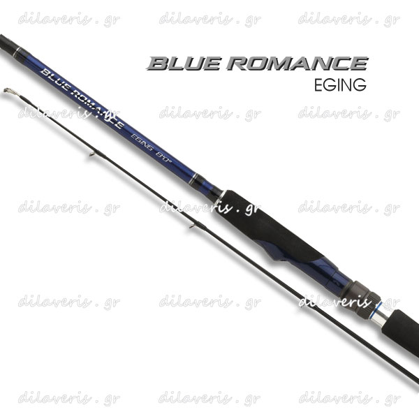 SHIMANO BLUE ROMANCE EGING