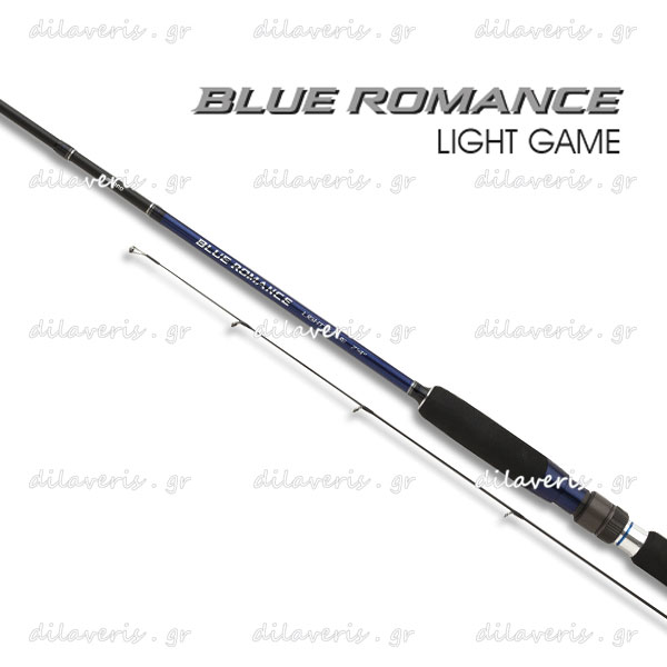 SHIMANO BLUE ROMANCE LIGHT GAME