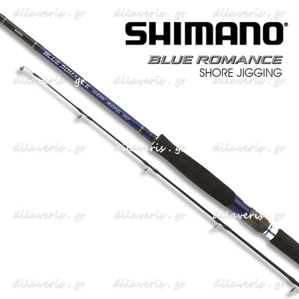 SHIMANO BLUE ROMANCE SHORE JIGGING