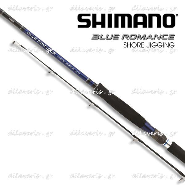 SHIMANO BLUE ROMANCE SHORE JIGGING