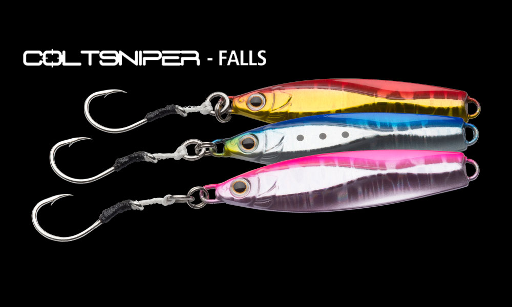 OCEA  BUTTERFLY COLTSNIPER FALL (Slow Jig)