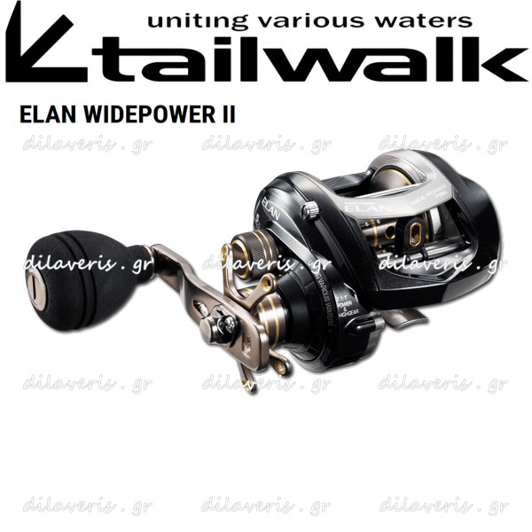 TAILWALK ELAN WIDE POWER 71
