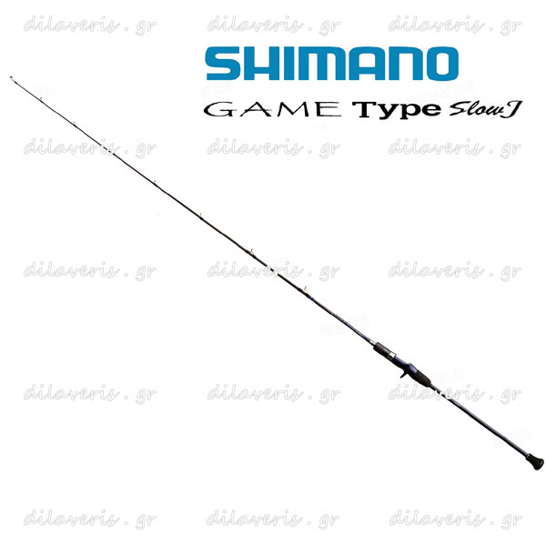 SHIMANO GAME TYPE SLOW JIG