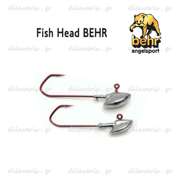 FISH  HEAD   BEHR