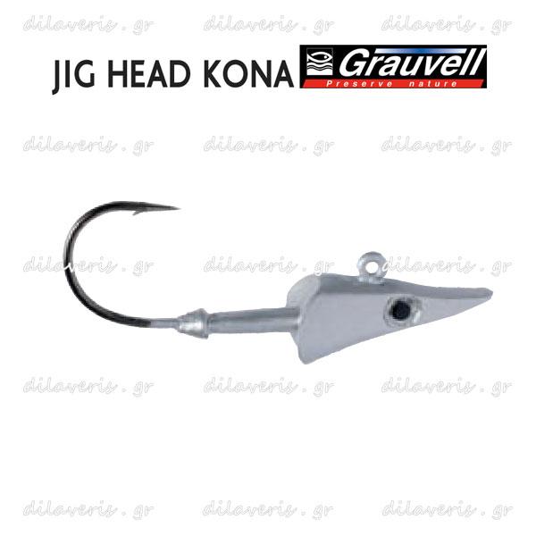 FISH  HEAD   GRAUVELL  KONA  M