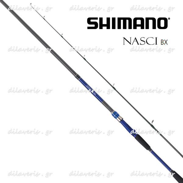 SHIMANO NASCI BX SPIN