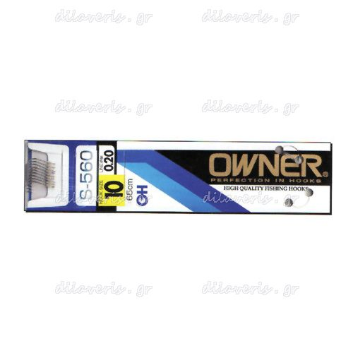 OWNER S-560
