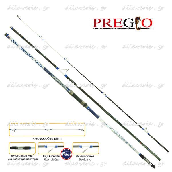 PREGIO HEAVY CASTING 400