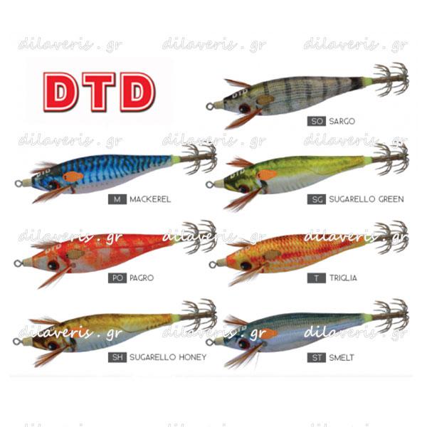 DTD REAL FISH BUKVA