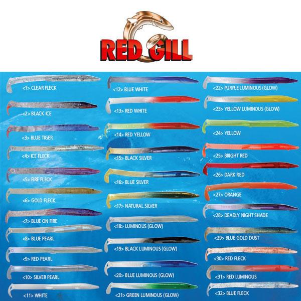 RED  GILL  ORIGINAL  RASCAL