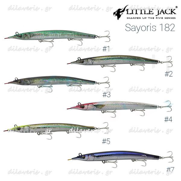 LITTLE JACK SAYORIS 182