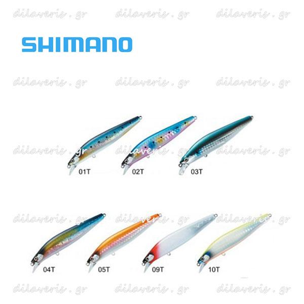 SHIMANO SILENT ASSASSIN FLOATING 99mm