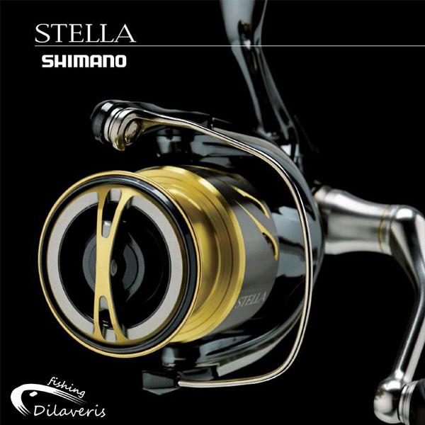 SHIMANO STELLA 2500 FI / 4000 FI
