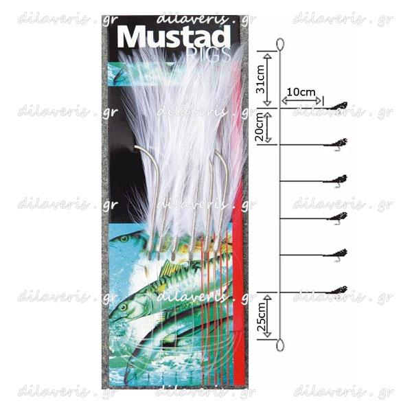ΤΣΑΠΑΡΙ  MUSTAD  T9