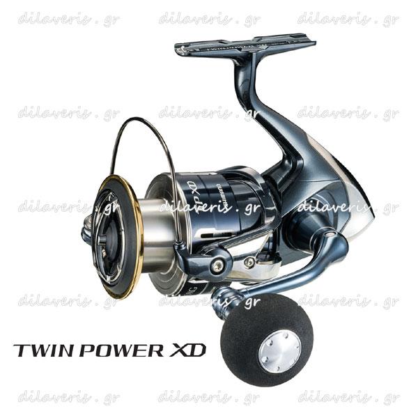 SHIMANO TWIN POWER DC 3000 HG / 5000 XG