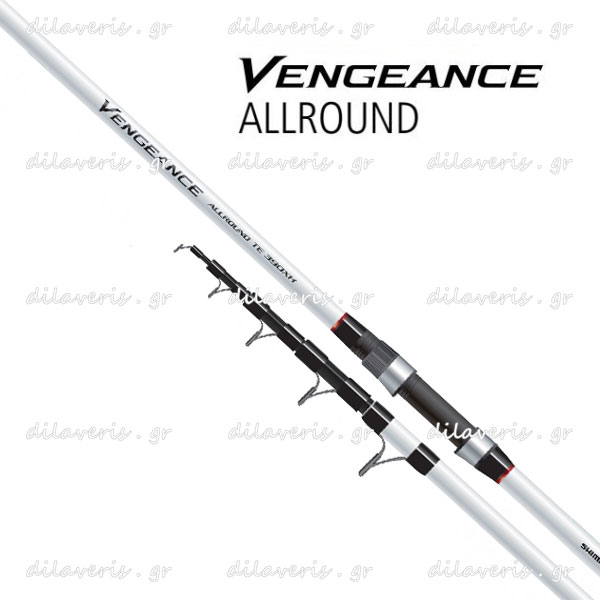 SHIMANO VENGEANCE ALLROUND