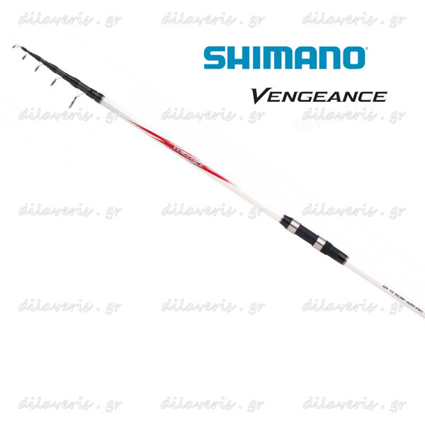 SHIMANO VENGEANCE CX TE SURF