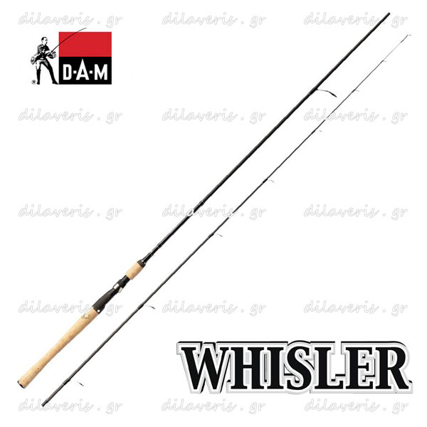 DAM WHISLER LIGHT JIG SPIN