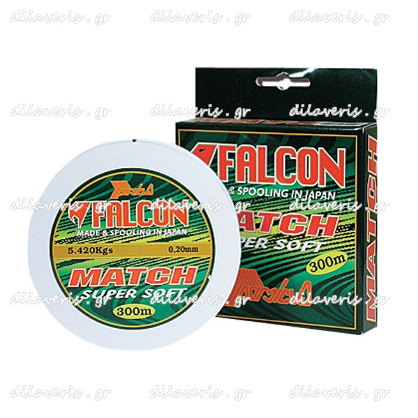 FALCON MATCH SUPER SOFT 300m