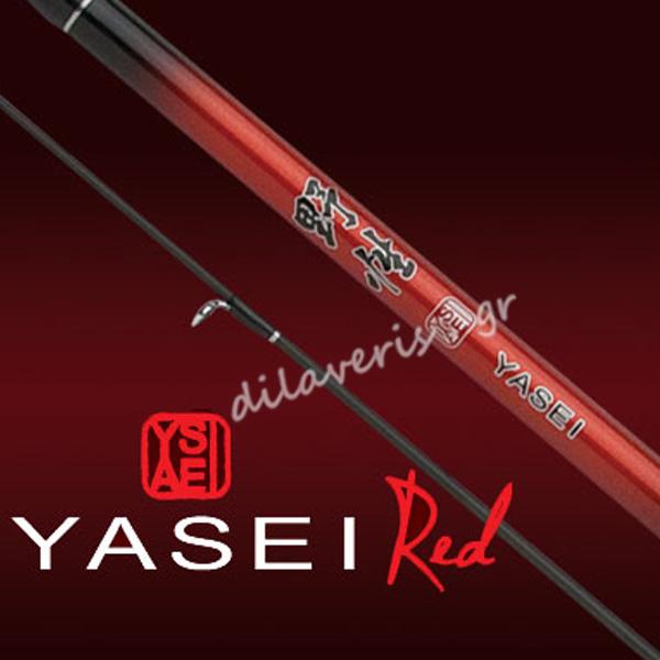 SHIMANO YASEI RED AORI